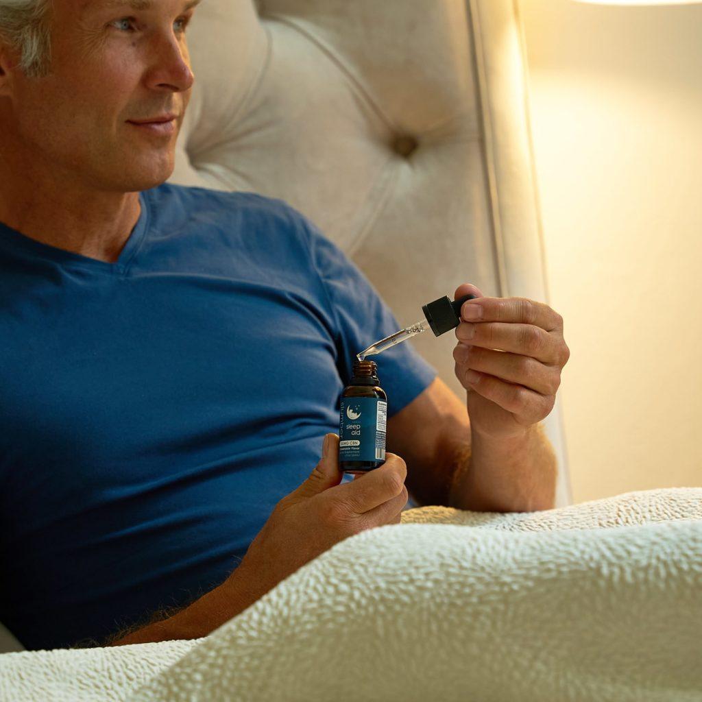 Slumber Sleep Aid | CBN Oil For Better Sleep cbd CBD Oil 1 min 2